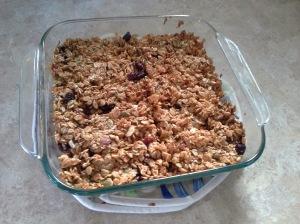 DIY Homemade Granola Bars