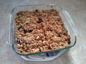 DIY Homemade Granola Bars