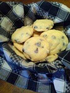 Eggnog Cookies - Brown Eyed Baker