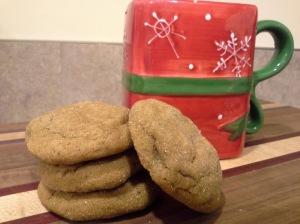 Homemade Spice Cookies